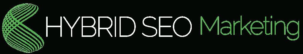 HYBRID SEO Marketing Logo